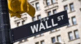 Sign Wall Street
