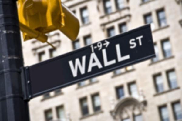 Segno del Wall Street