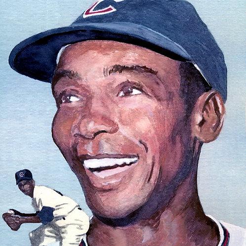 "Ernie Banks / 11""x14"" art print"