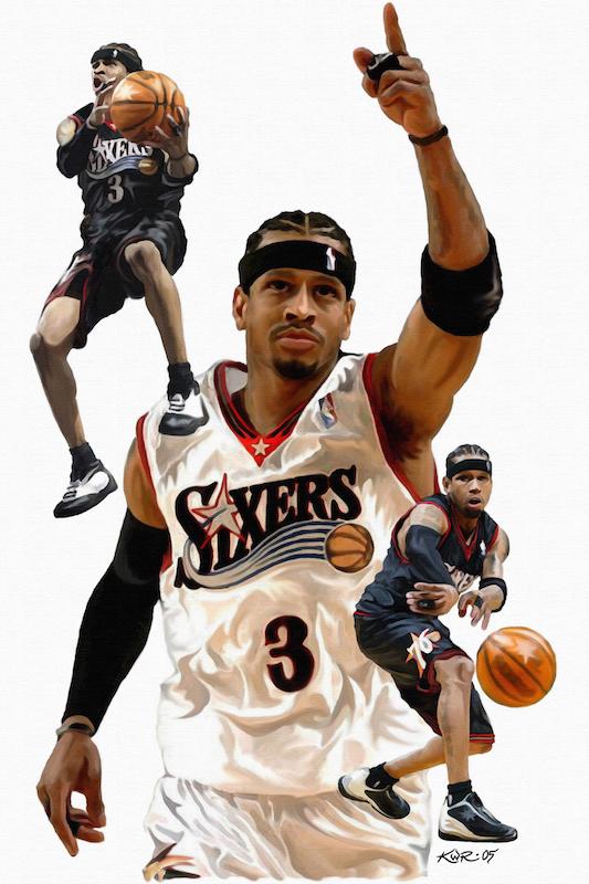 Allen Iverson / 2005