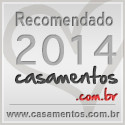 Carimbo Recomendado 2014