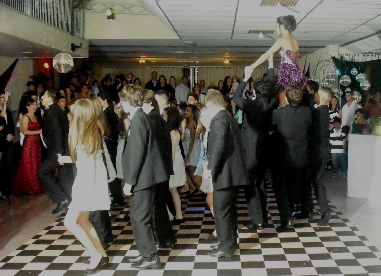 DJ, Som, Luz, Telão, Efeitos