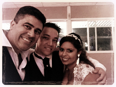 Festa de Casamento Gisele e Edson