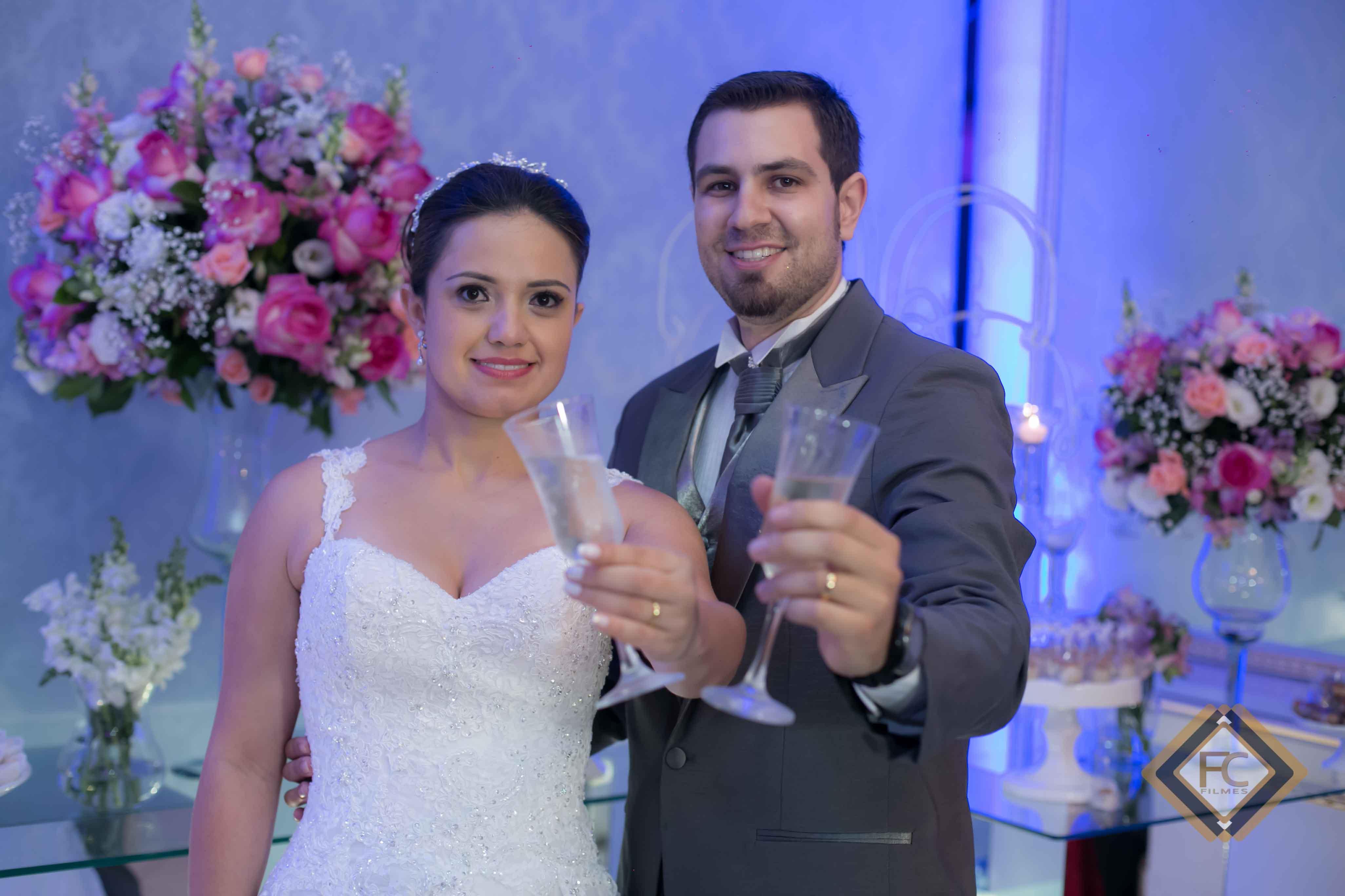 Bruno e Fabiola - Salão Dubai