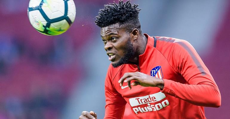 My Son Is Old To Make Decisions For Himself; Says Thomas Partey's Father
