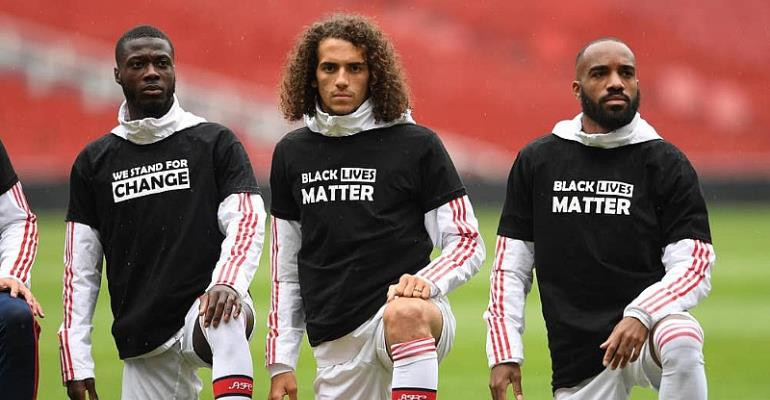 Premier League Players To Wear 'Black Lives Matter' On Back Of Shirts