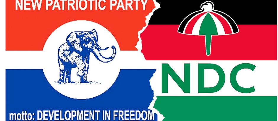 GHANA'S 2020 GENERAL ELECTIONS: NEW PATRIOTIC PARTY & NANA AKUFFO-ADDO WINS