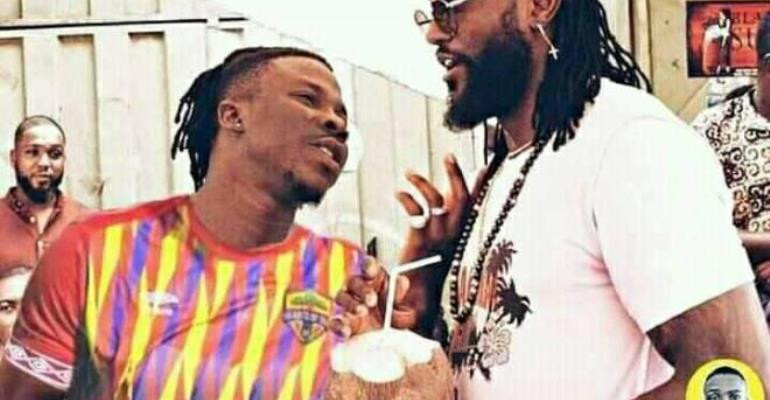 I Am Open To Work With Hearts of Oak, Says Stonebwoy