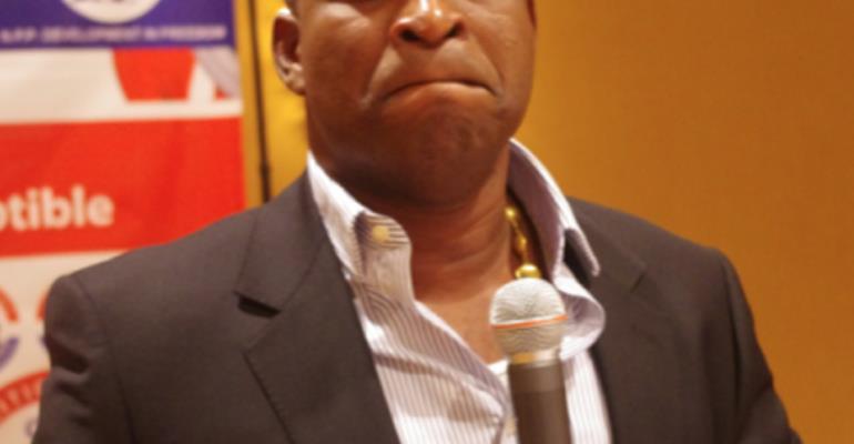 Chairman Wontumi Witnessed Daylight Robbery At NPP Subin