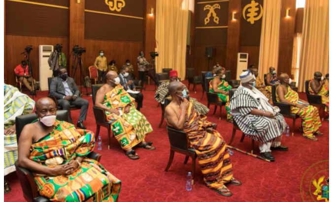 New Voters' register: No qualified Ghanaian should be disenfranchised – National House of Chiefs