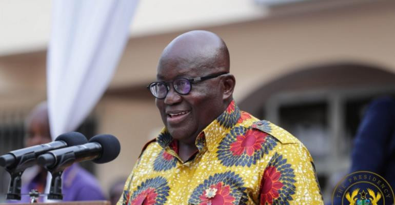 350 Buses, 840 Pick-ups To Be Distributed To SHS – Akufo-Addo