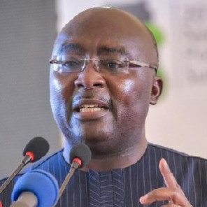 Stop Distressing Yourself; Always Check The Data Before You Talk – Bawumia To Mahama