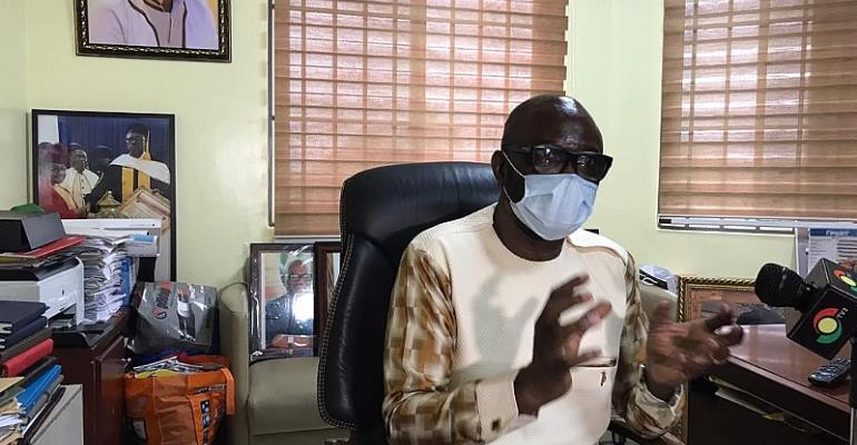 We Made Inputs Into Disinfection Contract; We're Major Stakeholders ― GUTA President