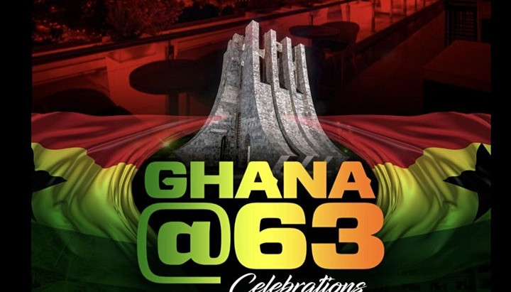 Happy 63rd Independence Day Anniversary - Ama Ghana