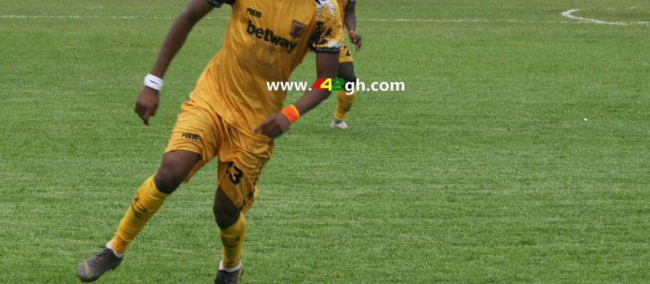 Transfer Update: My personal terms have been agreed with Kotoko - Latif Anabila