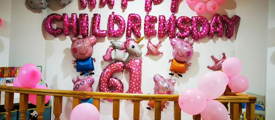 The Wonderful Children's Day - China