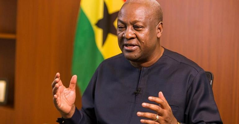 Cultivate Telemedicine Tools To Boost Healthcare System — Mahama