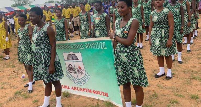 Great ADONSCO Celebrated 63rd Independence Day Anniversary at Aburi - Akuapem, South