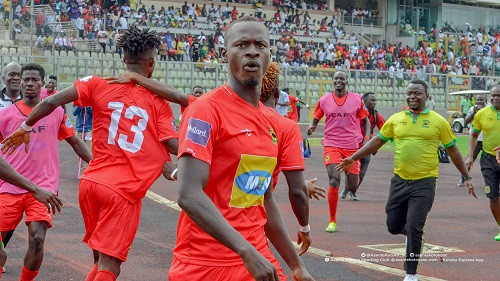 Kotoko Forward Naby Keita Wants To Be Better Than Sogne Yacouba