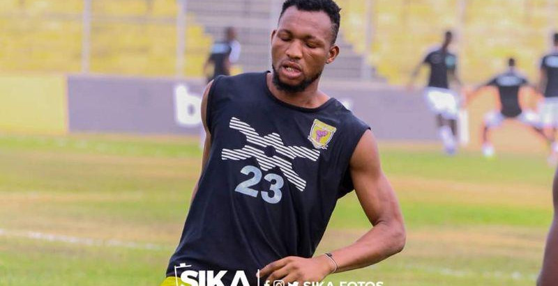 LATIF ANABILA, A POTENTIAL DYNAMIC MIDFIELD PRESENCE FOR ASANTE KOTOKO