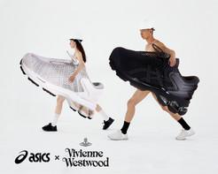 【 ASICS x Vivienne Westwood 販售公告 】