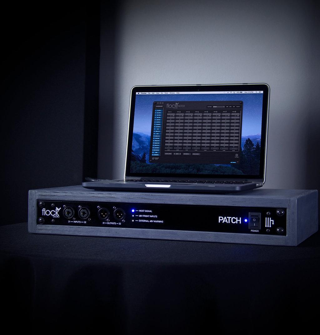 Flock Audio Inc