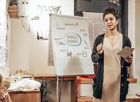 """Workshop """"Mehr Nachhaltigkeit im Alltag!"""""""