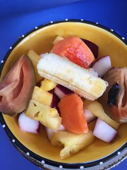 Jamaican Fruit salad