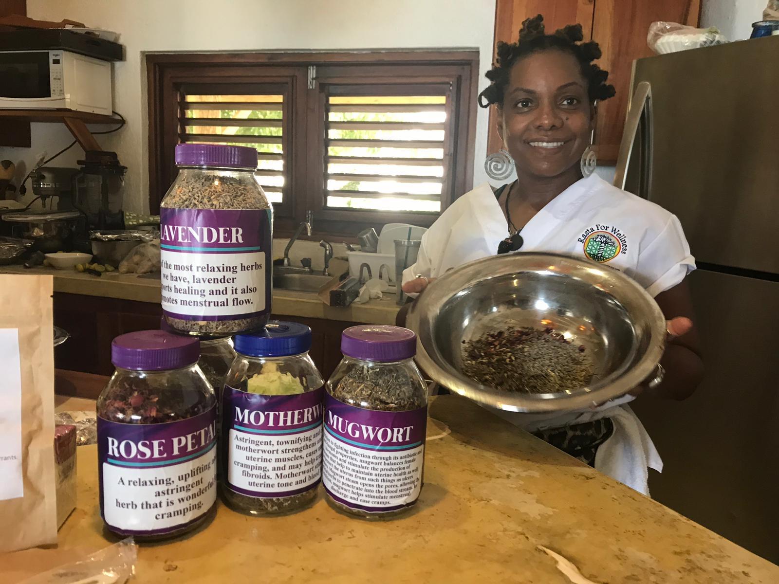 Yoni Steam Herbs 2