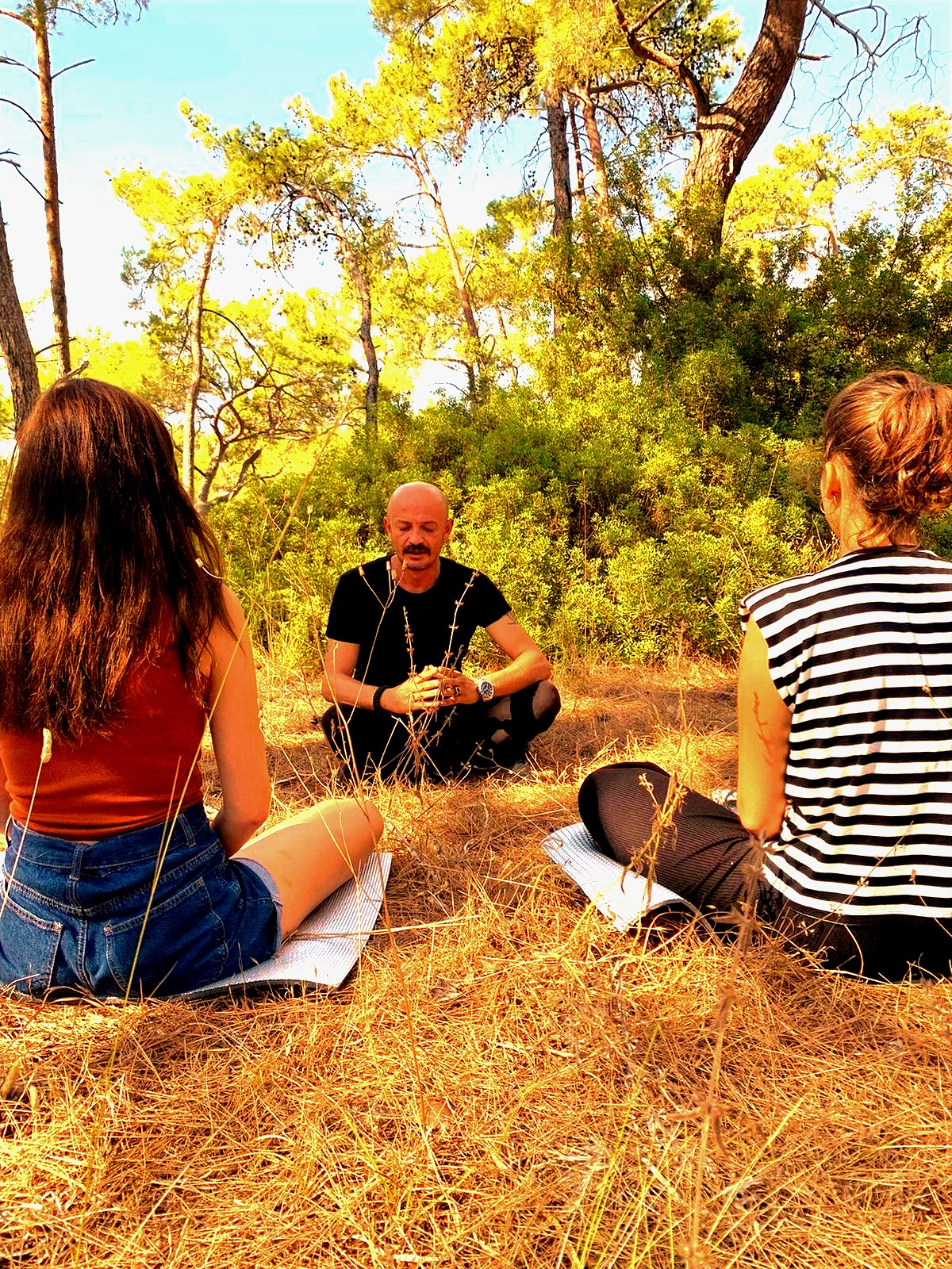 havasupark otel meditasyon