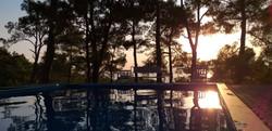 deniz havuz güneş