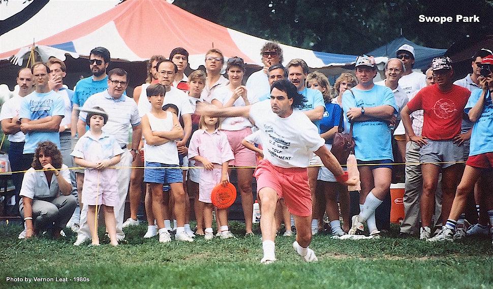 Dan Cashen - 1st Hole - WINNER - '89 U.S