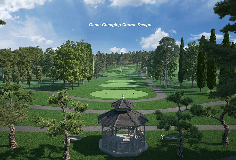 DISCOLF® - 9th Tee - %22Game-Changing Co