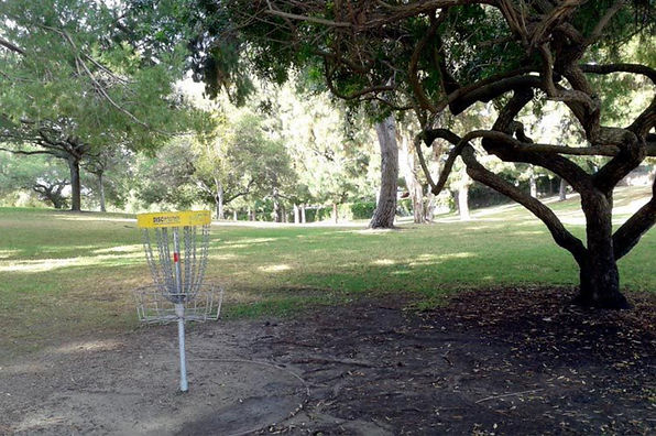 La Mirada Regional Park - Back 18 - La M