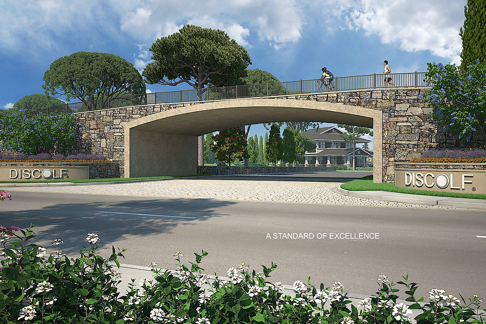 DISCOLF® - ENTRANCE - (with ®s) - Full P
