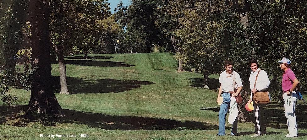 The Swope Park Folf Course - (Vernon Lea