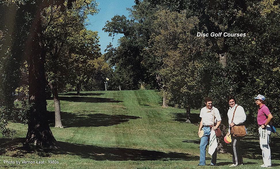 Swope Park Folf Course - %22Disc Golf Co