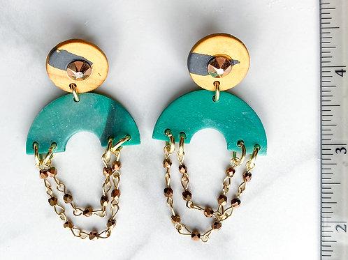 Tarsila Arch Earrings
