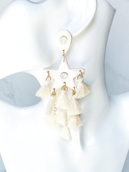 White Swan Elvis Star