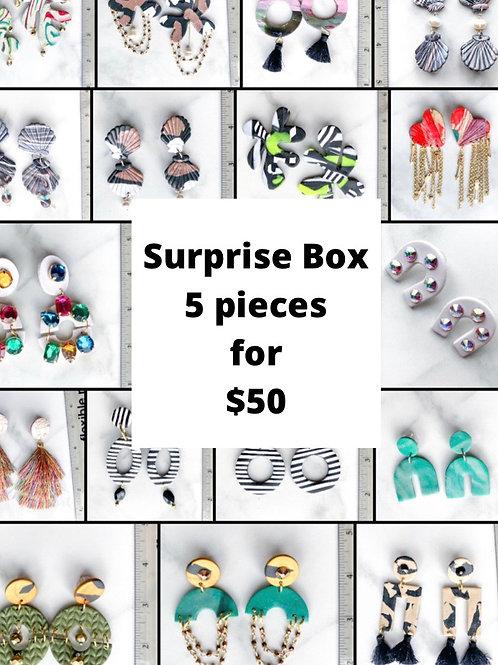 Five for $50 Surprise Box