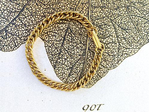 Gold Links Bracelet