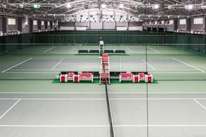 Indoor Tennis Complex