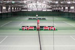 Indoor Tennis Complex