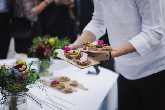 Joy Traiteur Végétal - Service