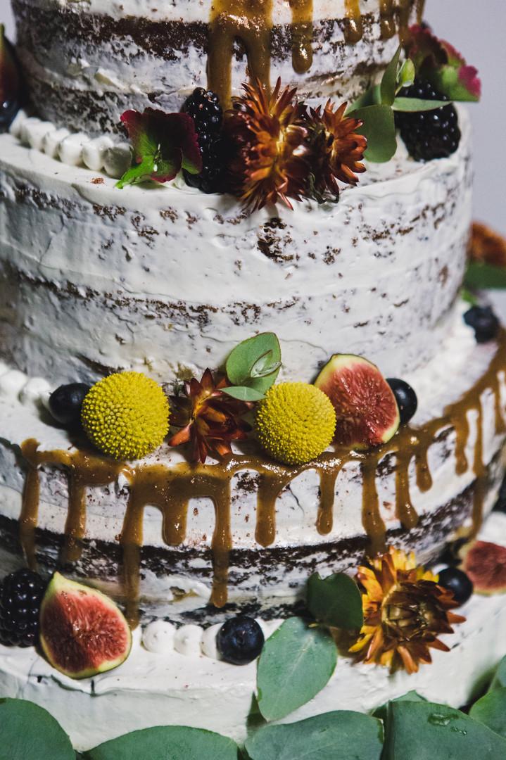 Joy Traiteur Végétal - Wedding Cake