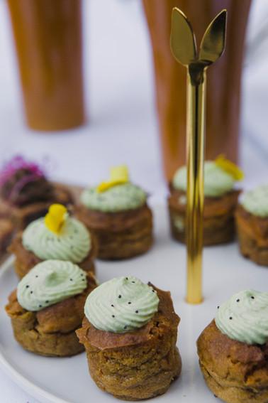 Joy Traiteur Végétal - Cupcake