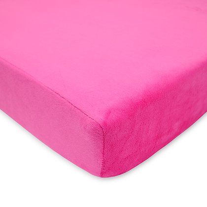 Fitted Crib Sheets - Bright Solid Colors