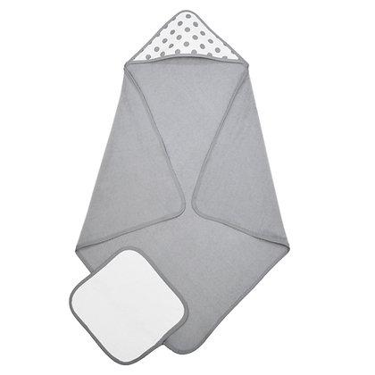 Cotton Hooded Towel Set