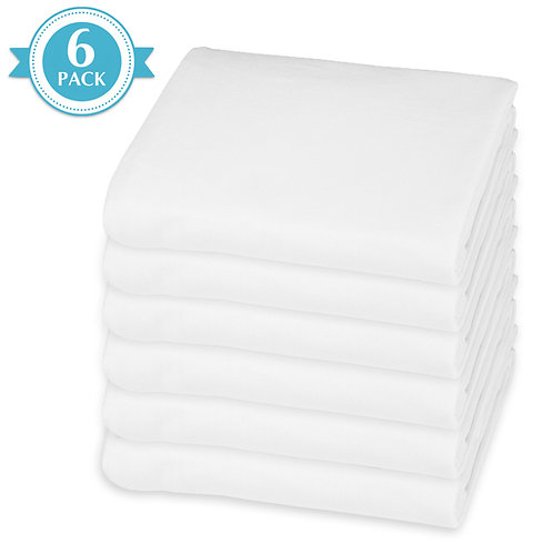 "TL Care Health, Medical Sheets, Neonatal Cribette, 23"" x 35"" x 3"", 6 Pack"