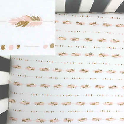 Sparkle Jersey Sheets